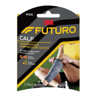 Futuro Performance Compression Calf Sleeve,  1 ea [051131204942]