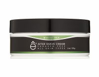 eShave After Shave Cream, White Tea 4 oz [613443240096]