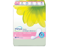 Tena Incontinence Liners for Women, Very Light, Regular, 26 Count [380040563001]