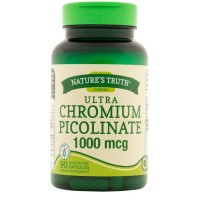 Nature's Truth Chromium Picolinate 1000 mcg 90 ea [840093101365]
