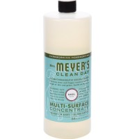 Mrs. Meyers Multi-Surface Concentrate Cleaner, Basi 32 oz [808124144408]