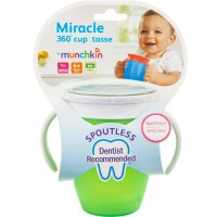 Munchkin Miracle 360 Trainer 7 oz Cup, Colors May Vary 1 ea [735282441417]