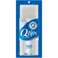 Q-tips Cotton Swabs 500 ea [305215007005]