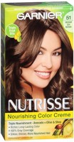 Nutrisse Haircolor - 51 Cool Tea (Medium Ash Brown) 1 Each [603084244577]