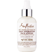 Shea Moisture 100% Virgin Coconut Oil Daily Hydration Face Lotion 3 oz [764302204299]
