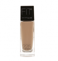 Maybelline New York Fit Me! Foundation, Medium Buff [225] 1 oz  [041554238723]