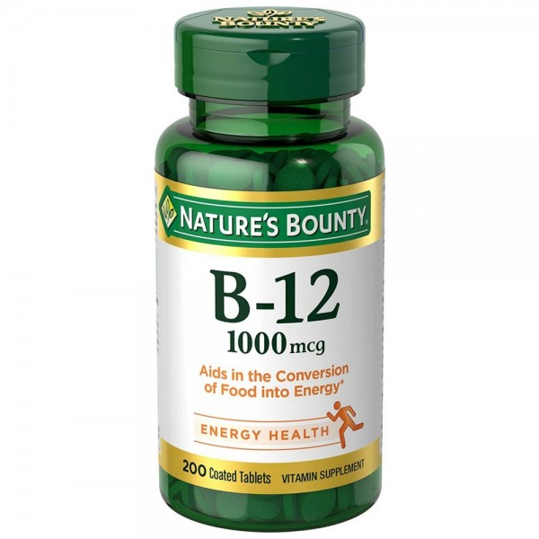 Nature S Bounty B  Mcg Reviews