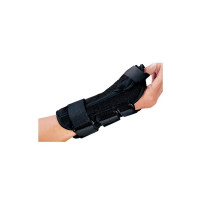 ProCare ComfortFORM Wrist w/Abducted Thumb - Right - Large  - 1 ea [888912034630]