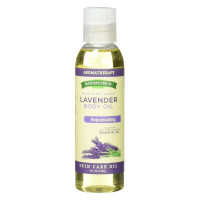 Nature's Truth Aromatherapy Lavender Body Oil, 4 oz  [840093107947]
