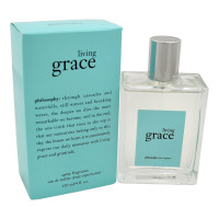 Philosophy  Living Grace for Women Eau de Toilette Spray 4 oz [604079089302]