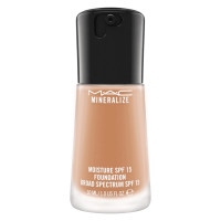 MAC Mineralize Moisture SPF 15 Foundation, NW25 1 oz [773602264384]