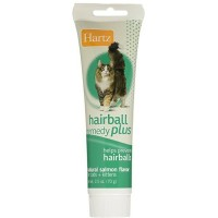 Hartz Hairball Remedy Plus Paste for Cats 2.50 oz [032700950095]