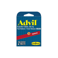 Advil Ibuprofen Tablets, 200 mg, 2 ea [366715970015]