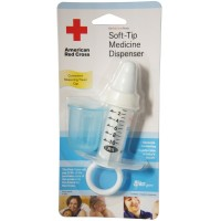 American Red Cross The First Years Soft Tip Medicine Dispenser 1 ea [071463070619]
