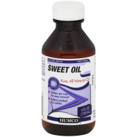 Humco Natural Pure Sweet Oil 4 oz [303952063940]
