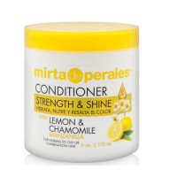 Mirta de Perales, Lemon Chamomile Hair Conditioner 6 oz [031232122369]