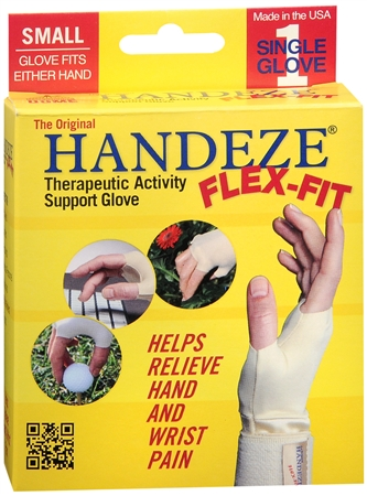HANDEZE Flex-Fit Glove Small 1 Each [078509135332]