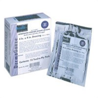 Dermagauze  Impregnated Hydrogel Wound Dressing 4