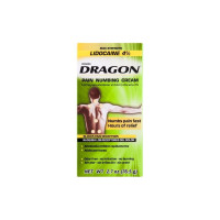 Dragon Cream External Analgesic with Lidocaine, 2.7 oz, 1 ea [650067000422]