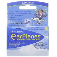 EarPlanes Ear Plugs 1 Pair [794503112017]