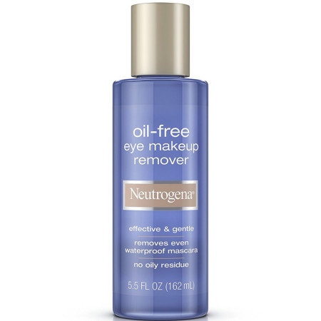 Neutrogena Oil-Free Eye Makeup Remover 5.50 oz [070501050651]