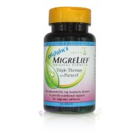 MigreLief Childrens Triple Therapy With Puracol Caplets 60 ea [855586000421]