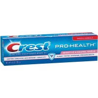 Crest Pro-Health Fluoride Sensitive + Enamel Shield Toothpaste Smooth Mint 4.6 oz [037000976899]