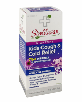 Similasan Kids Cough & Cold Relief Syrup 4 oz [094841256146]