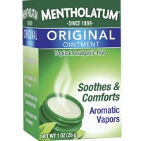Mentholatum Original Ointment Soothing Relief, Aromatic Vapors - 1 oz [310742000115]