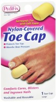 PediFix Nylon-Covered Toe Cap Large 1 Each [092437813438]