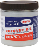 Dax Coconut Oil 7.5 oz [077315000582]