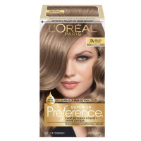 L'Oreal Paris Superior Preference Fade Defying Color & Shine System, 7A Dark Ash Blonde (Cooler) 1 ea [071249253151]
