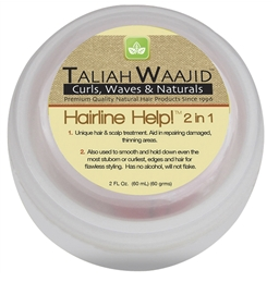 Taliah Waajid Curls, Waves & Naturals Hairline Help 2-in-1, 2 oz [815680003728]