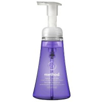 Method Foaming Hand Wash, French Lavender 10 oz [817939003633]