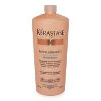Kerastase  Discipline Bain Fluidealiste No Sulfate Smooth-in-Motion Shampoo 34 oz [3474630647534]