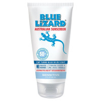 Blue Lizard Australian Sensitive Sunscreen SPF 30+ Broad Spectrum UVA/UVB Protection, 3 oz [303162040304]