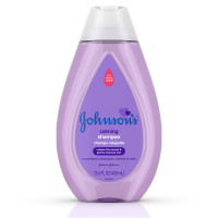 JOHNSON'S Calming Baby Shampoo with Soothing NaturalCalm Scent 13.6 oz [381371175710]