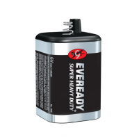 Eveready Super Heavy Duty Battery 6 Volt [1209] 1 ea [039800011633]