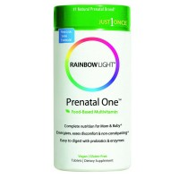 Rainbow Light Just Once Prenatal One Tablets 50 ea [021888109746]