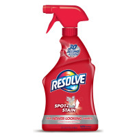 Resolve Carpet Spot & Stain Remover, 22 fl oz Bottle, Carpet Cleaner [019200006019]