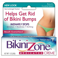 Bikini Zone Medicated Creme for Bikini Area 1 oz [018515016010]