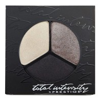 Prestige Cosmetics Total Intensity Bold Trio Eyeshadow, Smoke and Mirrors 0.09 oz [080672462023]