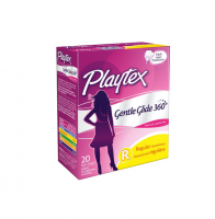 Playtex Gentle Glide TamponsRegular Absorbency, Fresh Scen 18 ea [078300098331]