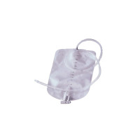 Coloplast 21365 - Urostomy Night Drainage Bag with Anti-Reflux Valve 2,000 mL  1 ea [762123032282]