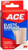 ACE Elastic Bandage (velcro closure) 3 Inches 1 Each [051131203648]