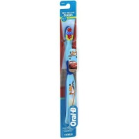 Oral-B Disney Pixar Cars Toothbrush, Assorted Toothbrushes, 1 ea [300416632230]