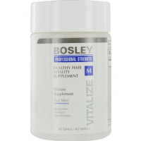 Bosley Healthy Hair Vitality Supplement for Men 60 ea [852665002925]