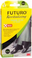 FUTURO Revitalizing Trouser Socks For Women Medium Black 1 Pair [051131191846]