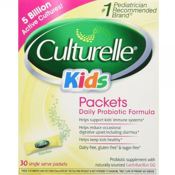 PROVEN EFFECTIVE – All Culturelle probiotics are powered by Lactobacillus rhamnosus GG (LGG), the single-strain super probiotic. LGG is the #1 most clinically studied probiotic strain.