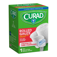 Curad Pro-Sorb Rolled Gauze Sterile Roll 2 in x 2.5 yards, 1 ea [884389159760]